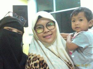 Puan Norain, Kuala Lumpur