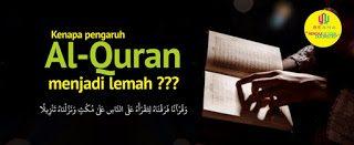4 perkara yang membuatkan jiwa semakin jauh dengan al-Quran… Perkara no 3 memang mengejutkan!
