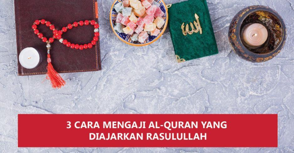 Mengaji Al-Quran 30 Juzuk Bagi Wanita Bekerjaya? 3 tips Ini Membantu Anda.