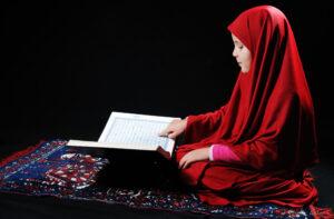 membaca alquran